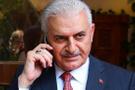 Başbakan Yıldırım, Deniz Baykal'la görüştü