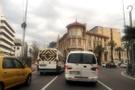 İzmir'de tramvay düzenlemesi trafiği felç etti