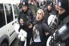 Kadıköy'de Afrin gözaltısı