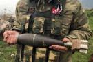 Aslanlar Afrin'den mesaj gönderdi! Top mermisinin üzerinde...
