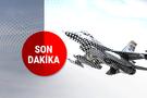 Flaş gelişme! Zap bölgesindeki PKK'lılar havadan vuruldu...