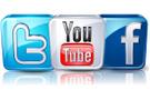 Bu da sanal harekat! Facebook, Twitter ve Youtube'a son uyarı