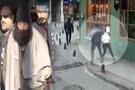 Genç kızı sokakta yumruklayan saldırgan buymuş!