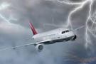 Avrupa kasırgayla sarsılıyor: THY uçakları geri döndü!