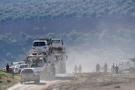 İdlib'te askeri konvoya bombalı araçla saldırı! Şehit ve yaralılar var...