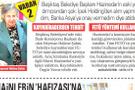 Beşiktaş Belediye Başkanı Hazinedar'ın yardımcısından şok