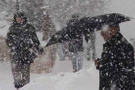 Son hava durumu İstanbul'a kar geliyor ne zaman yağacak?