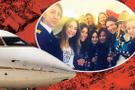 İran'da düşen jetin kokpitinde yaşananlar ortaya çıktı