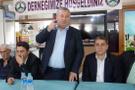 Cemal Enginyurt 'hayırlı olsun' deyip AK Parti İstanbul adayını açıkladı
