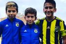 Rüştü Reçber'in oğlu Fenerbahçe'de