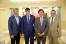 Japon Büyükelçisi festival için Antalya'ya geldi