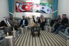 Akçakale'de buluşan Suriyeli aşiretler ilan etti