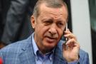 Erdoğan'dan Abbas'a destek telefonu