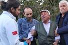 Samsun'da yaşlı kadın yanarak can verdi