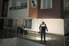 Yakalanmamak için balkondan atlayan asker kaçağı yaralandı
