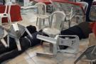 Çankaya'da kumar operasyonu! Polisi karşılarında görünce...