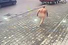 Sakarya'da çıplak adam alarmı sokak sokak gezdi