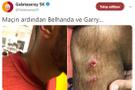 Galatasaray'dan Belhanda ve Rodrigues paylaşımı!