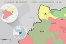 İdlib'e ağır silahlarla saldırı! Cuma namazı iptal edildi
