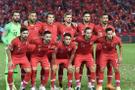 Milli Takım'ın İsveç ve Ukrayna maçı aday kadrosu açıklandı
