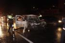 Silivri'deki trafik kazasında 5 kişi yaralandı