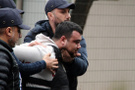Beşiktaş'ta dehşeti yaşatmıştı: Böyle getirildi!