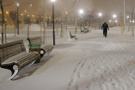 Kırklareli hava durumu kar gece başladı