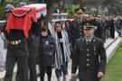 Kıbrıs şehidine 44 yıl sonra cenaze töreni