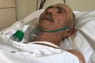Kilis'te birkaç saniyeyle ölümden kurtuldu