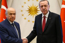 Seçim ittifakı tamam Erdoğan'a sunum yapıldı