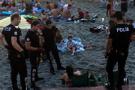 Plajda içki içtikleri için polis basmıştı flaş gelişme