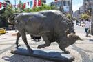 Kadıköy'deki Boğa heykeli için karar çıktı