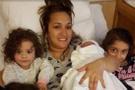 Otobanda mucize doğum: Hollanda, Türk çifti konuşuyor!
