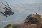 Afrin kırsalında şiddetli çatışma: Şehit ve yaralılar var