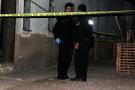 5 yaşındaki kızının gözleri önünde öldürdü!