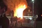 İngiltere'de büyük çaplı patlama