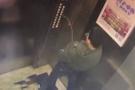 İlahi adalet! Asansöre idrarını yapınca hayatının şokunu yaşadı