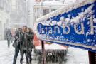 İstanbul'da kar saati belli oldu! Arabanızı ana yola parkedin