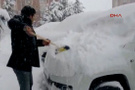 Tekirdağ kar bastırdı saatlik hava durumu son tahmin