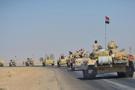 Irak'tan Suudi Arabistan sınırında