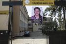 Roketli saldırıda yaşamını yitiren Fatma unutulmadı