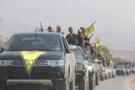Korkulan oldu PYD konvoyu Afrin'e girdi!