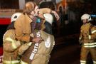 Beyoğlu'nda 6 katlı otelde yangın yaralılar var
