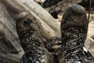 Abdullah Ağar paylaştı Afrin'deki asker postalı damga vurdu