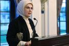 Emine Erdoğan o projeye destek istedi