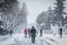 Zonguldak kar bugün arttı yeni hava durumu