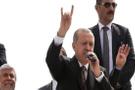 Erdoğan bozkurt işareti yapıp o görevi yine hatırlattı