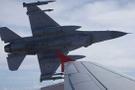 Erdoğan, F-16'ları böyle selamladı