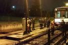 Tramvay raydan çıktı! İETT ücretsiz sefer başlattı