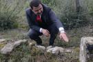 Çanakkale'de 103 yıl önce ölen şehidin kabri bulundu
